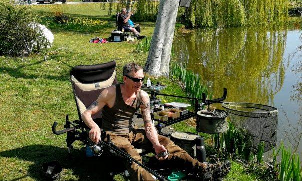 York Fishing Lake | Lakeside Bielby